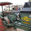 Rumley Oil Pull Model G 20-40hp ft lf detail