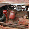Ford 8N 1947 LP conversion on steel engine rr lf