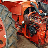 Allis-Chalmers G w deck mower engine rr lf