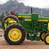 John Deere 320 w planter side rt