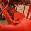 Allis-Chalmers 1937 WC frame rail rr lf