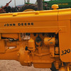 John Deere 1957 320U gas industrial ft rt