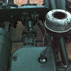 Page garden tractor 1957 engine top