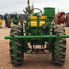 John Deere 320 w planter rear