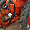 Allis-Chalmers G w deck mower engine rr rt