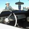 Studebaker 1957 Silver Hawk interior dash