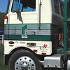 Peterbilt COE 1984 side lf