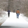 LR, BWCNA, Bikeway, Trail, Running, Health, Winter, Snow, Jogging