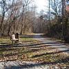 LR, BWCNA, Bikeway, Trail, Rest, Bench, Winter