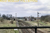 This fine Kodachrome slide depicts the former LSWR station at Fullerton on April 3rd, 1966. This shot was taken from the signal box window looking towards Andover to the left and Hurstbourne to the right. The 'box and station had closed on September 7th, 1964 and, although almost everthing depicted here has been swept away, apparently the station building has survived as a private dwelling.<br> [<i>Mike Morant collection</i>]