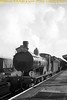 <center><b>LCGB: The Thames, Avon and Severn Rail Tour 12/10/63</b><br> This tour started at London's Waterloo station behind the preserved LSWR T9 no. 120 and Maunsell 'U' class mogul no. 31790 at Reading General station.  This pairing would continue to be in charge of the tour as far as Woodford Halse where the GWR pairing of 6368 and 2246 would take over the haulage duties.<br> [<i>Mike Morant collection</i>]</center>
