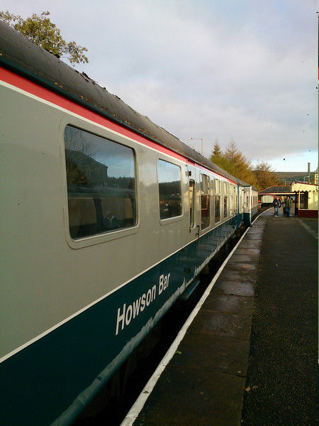 Buffet Car - Rawtenstall
