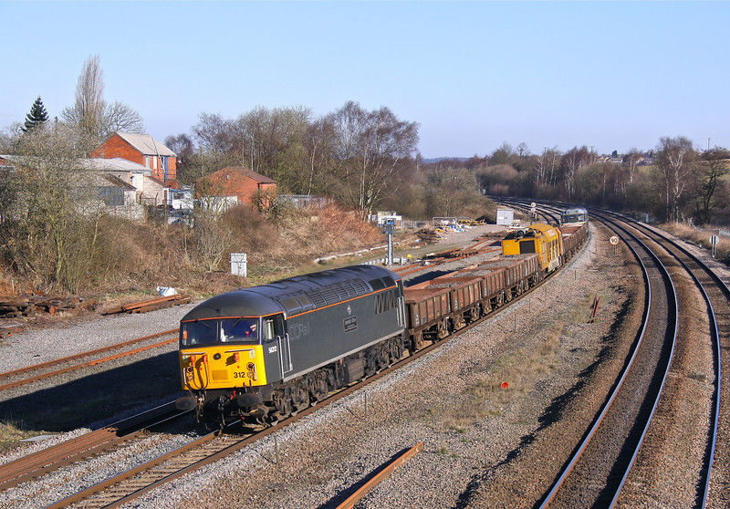 56312 CLAY CROSS 6Z41 07.55 Wakefield Kirkgate-Chaddesden Sidings