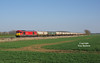 60054 passes Howsham at 18:02 on Thursday 23rd April 2015 with the 6E41 11:41 Westerleigh Murco - Lindsey Oil Refinery.