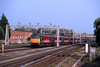 On August 12th another locohauled VWC service passing Headstone Lane in NW London...
