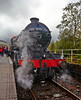 Great Marquess (61994) - Crianlarich Station - 22 September 2013
