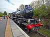 'Lord of the Isles - 62005' at Helensburgh - 1 May 2014