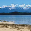 Lake Manapouri and the Kepler Mountains