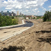Walterdale Hill Road Realignment & Paving  - June 2014