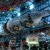 Saturn V at Kennedy Space Center