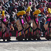 Tibetan Opera Participants - Xiahe, China