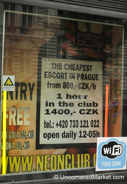 If You Have an Escort, Do You Really Need Free Wifi?