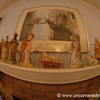 Fisheye Nativity Scene - Vienna, Virginia