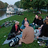 Picnic in Kreuzberg, Berlin