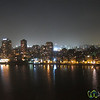 Cairo Skyline Over Nile River at Night - Egypt