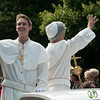 Dressed as the Pope at Gay Pride Parade - Berlin, Germany