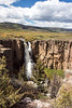 Waterfall between Creede and Lake City on HWY 149