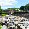 Potholes in the Deerfield River in Shelburne Falls (6/15/14).