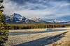 Athabasca River, Icefields Parkway, Jasper National Park