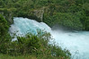 Wikato River rapids, Huka Falls, Taupo, North Island, New Zealand