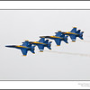 The US Navy Blue Angles