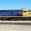 Sierra RR 136 EMD GP7u built ATSF 2794 (GP7) 10-1952 side rt