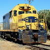 Sierra RR 136 EMD GP7u built ATSF 2794 (GP7) 10-1952 ft rt