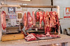 Butchery at the Mercado Municipal in Miraflores