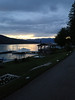 2013-07-12 - Dusk on Bottle Bay in Sagle, ID, USA