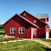 2013-07-04 - The barn at the Atkins-Koeffel residence in Ridgway, WI, USA
