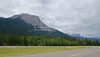 Entering Jasper National Park