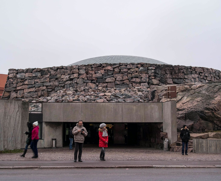 "013 Temppeliaukio Church - An underground Lutheran, known as ""The Church of the Rock"""