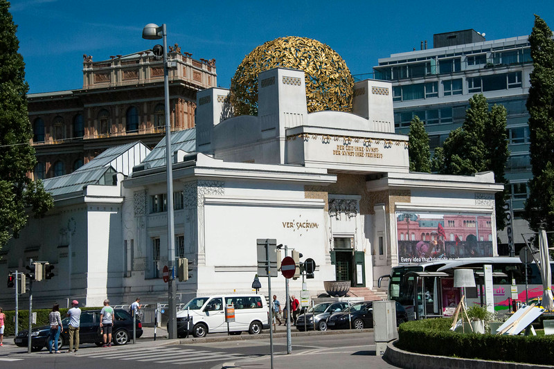064 Secession-Home of the Vienna Secession Artists