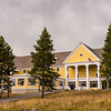 Lake Hotel, Yellowstone National Park