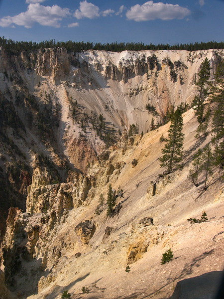 Canyon, Yellowstone NP