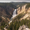 Lower Falls, Yellowstone NP