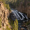 Gibbon Falls, Yellowstone NP
