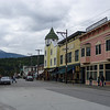 Back in Skagway, wandering through town before heading back to our ship...
