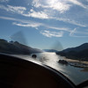 Over Gastineau Channel