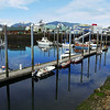 Marina in Ketchikan, Alaska